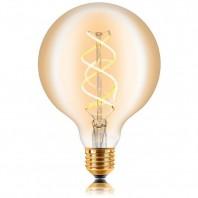 Ретро лампа светодиодная Эдисона «Vintage» диммируемая G95 F5 5W SF-8