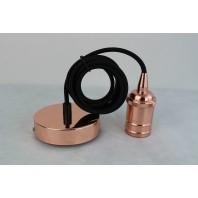 Ретро патрон золото розовое 056-663