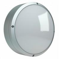 Светильник NBT STAR 11 F118 таблетка под КЛЛ 18w G24d-2 IP65 серый без решетки (1417001330)