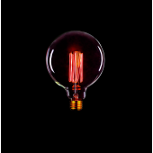 Ретро лампы G125 серия