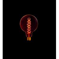 Ретро лампа накаливания Эдисона «Vintage» G125 F5  240V E27