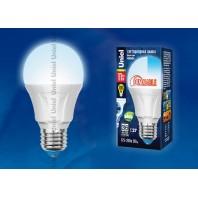 Светодиодная лампа диммируемая LED-A60-11W/NW/E27/FR/DIM PLP01WH
