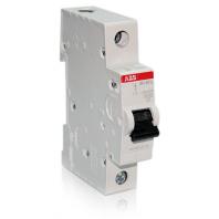 Выключатель автоматический однополюсный 16А В S201 6кА (S201 B16)
