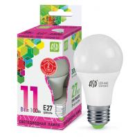 Cветодиодная лампа LED-A60-standard 11Вт 230В Е27 6500К 990Лм ASD