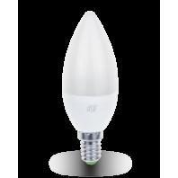 Лампа светодиодная LED-СВЕЧА-standard 7.5Вт 230В Е14 3000К 675Лм ASD