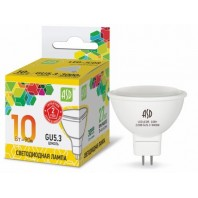 Cветодиодная лампа LED-JCDR-standard 10Вт 230В GU5.3 3000К 900Лм ASD