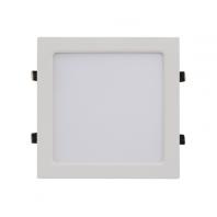 Панель светодиодная SLP-eco 18Вт 230В 4000К 1260Лм 225х225х23мм белая IP40