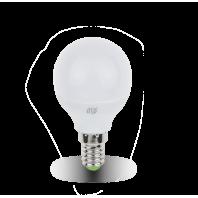 Cветодиодная лампа LED-ШАР-standard 10Вт 230В  Е14 4000К 900Лм ASD