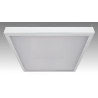 Светильник светодиодный ДВО/ДПО-34Вт LED 2600Лм 4000К опал IP20 CSVT Universal - 34/opal (ЦБ000005856)