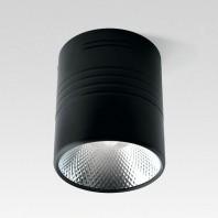 Светодиодный светильник Feron AL518 накладной 10W 4000K черный