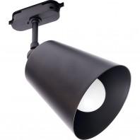 Светильник Feron AL158 трековый на шинопровод под лампу E27, черный Артикул 41071