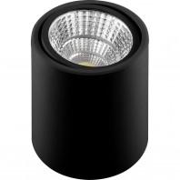 Светодиодный светильник Feron AL516 накладной 10W 4000K черный поворотный