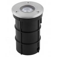 Светодиодный светильник тротуарный (грунтовый) Feron SP4313 Lux 1W 3000K 230V IP67 32066