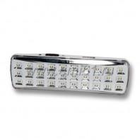 Светильник аварийный светодиодный LEDх30 8ч непостоянный IP20 (EL115 DC)