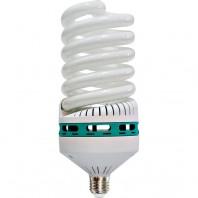Лампа энергосберегающая КЛЛ 105Вт Е40 D105х278 спираль (ELS64) 4000К.