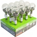 Настенные уличные светильники на солнечной батарее