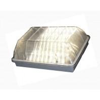 Светильник ЖБУ-02-70-002 со стеклом без решетки IP54
