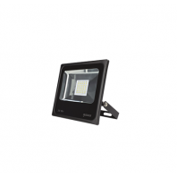 Прожектор светодиодный ДО-20вт 6500К,1500Лм,IP65 черный Gauss (613100320)