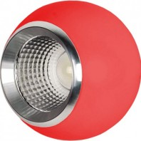 Cветодиодный подвесной светильник ASTRA-10 HL870L 10W КРАСНЫЙ