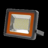 Cветодиодный прожектор Jazzway PFL-S-SMD-100Вт IP65 (плоский корпус)