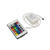 Контроллер LS-CA-6 6А 12В 16 статических 4 динамических канала со шнуром LLT