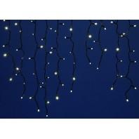 Бахрома светодиодная с эффектом мерцания, 3м. ULD-B3010-200/TBK BLUE IP67 Соединяемая. 200 светодиодов