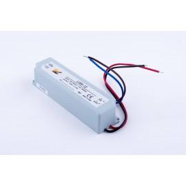 Блок питания для ленты IP 67 пластик LV-60-12