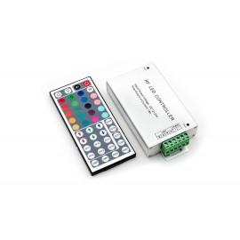 LED MIX RGB контроллер 18 А 12-24 Вольт, РФ 44 кн