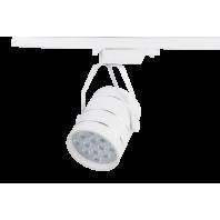 Светильник спот для трековых систем белый 12Вт 2500-3500K (Теплый белый) TL51-WH-12-WW