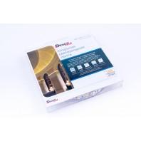 Лента светодиодная 2x DSG 5050 W 120L-V24-IP33, 6000 K, 600 LED, 28,8W/m, LUX