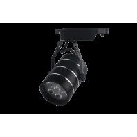Светильник спот для трековых систем черный 7Вт 2500-3500K (Теплый белый) TL51-BL-07-WW