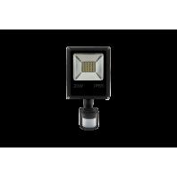 Прожектор светодиодный SMD 5630 6500K FL-SMD-20-CW-S с датчиком движения