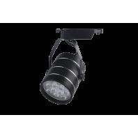 Светильник спот для трековых систем черный 12Вт 4000-4500K (Нейтральный белый) TL51-BL-12-NW