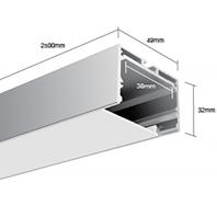 Профиль для светодиодной ленты подвесной LS.4932