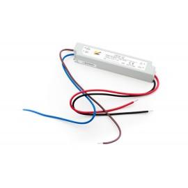Блок питания для ленты IP 67 пластик LV-12-12