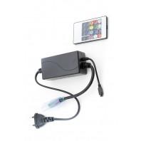 20 кнопочный контроллер (16 функций 5050 RGB 40cm провод)