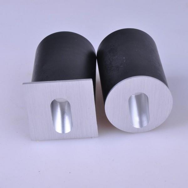 Бра встраиваемое для подсветки лестницы/пола FLOOR S Серебро 1Вт 4500 К Indoor GW-S612-1-SL-NW