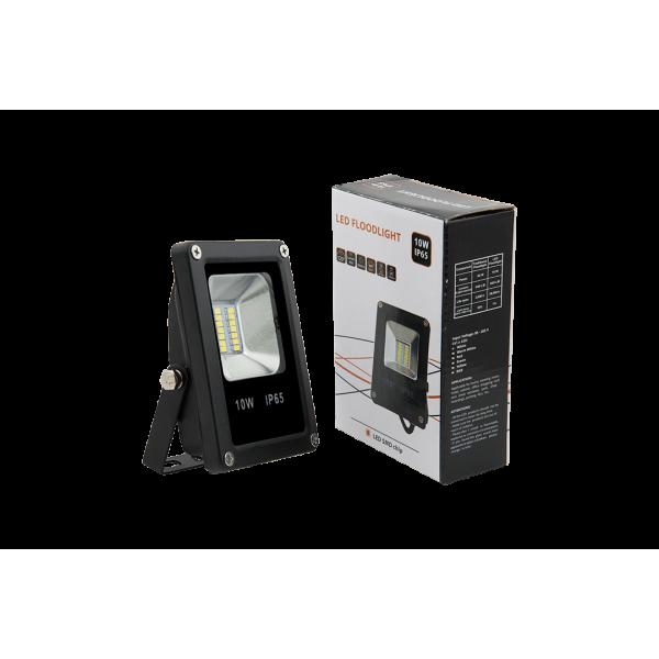 Прожектор светодиодный SMD 5630 6500K FL-SMD-10-CW