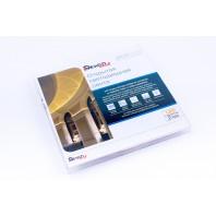 Лента светодиодная DSG 2835 NW 98L-V24-IP33, 4000 K, 490 LED, 10W/m, LUX