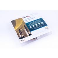 Лента светодиодная 2x DSG 5050 RGB+WW 120L-V24-IP33, RGB+WWhite, 600 LED, 28,8 W/m, LUX