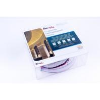 Лента светодиодная 5x DSG 2835 NW 350L-V24-IP33, 4000 K, 875 LED, 31W/m, 2500*58*2 mm, LUX