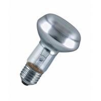 Лампа накаливания зеркальная ЗК 60вт R63 230в E27 OSRAM
