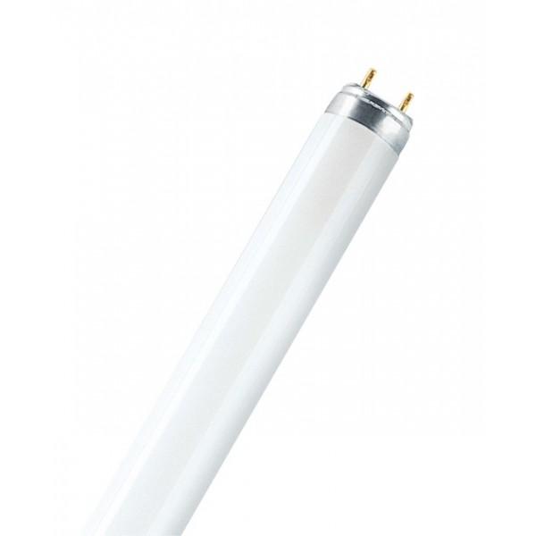 Лампа линейная люминесцентная ЛЛ 18вт L 18/765 G13 белая OSRAM
