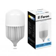 Лампа светодиодная Feron LB-65 (100W) 230V E27-E40 6400K