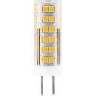 Лампа светодиодная филамент Feron LB-433 (7W) 230V G4 4000K 16x50mm