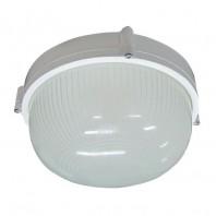 Светильник НПП-03-60-013 IP65 Банник 1301 Круг малый матовый корпус белый (1005500934)