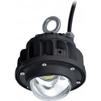 Светильник светодиодный ACORN LED 40 D150 5000K with tempered glass (1490000080)