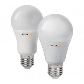 Упаковка светодиодная лампа LLS60-12E-40 12Вт Е27 4000К (упаковка 10шт)
