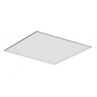 Светильник панель светодиодная ДВО-34w LED 3400Лм 4000K микропризма IP40 равномерная засветка KROKUS-PANEL-34-UGR 595х