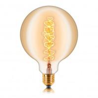 Ретро лампа накаливания Эдисона «Vintage» G125 F5  40W 240V E27